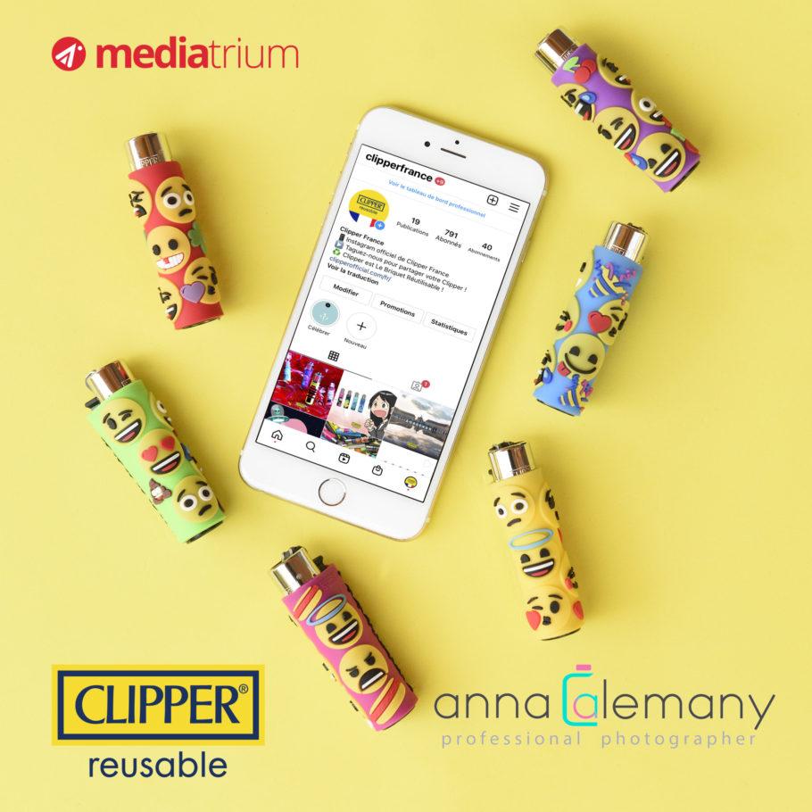 Fotógrafa creativa de producto para Instagram